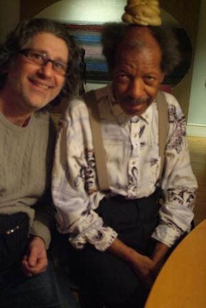 Sohrab and Ornette Coleman