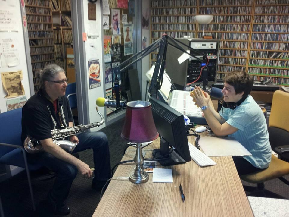 SoSaLa interview by WTUL FM (New Orleans)