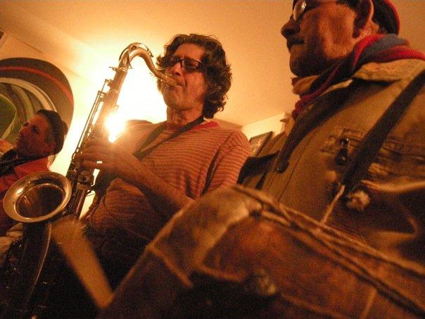 Sohrab recording w. The Master Musicians of Jajouka